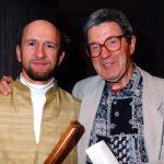 Foto von Michael Reimann & Prof. h.c. Joachim-Ernst Berendt